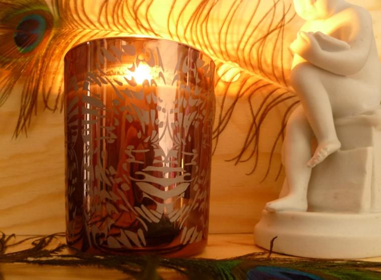 chrysopée Secret d'Alchimie bougie