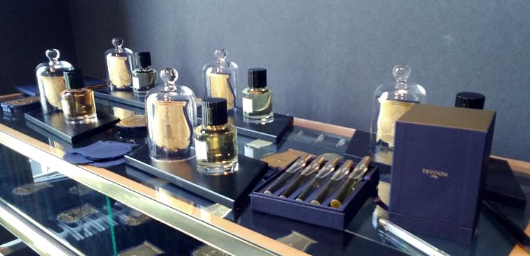 parfums Trudon perfumes