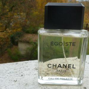 Chanel Egoïste flacon