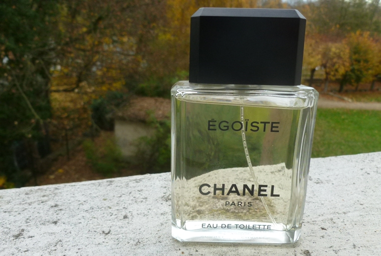 Chanel Egoïste flacon