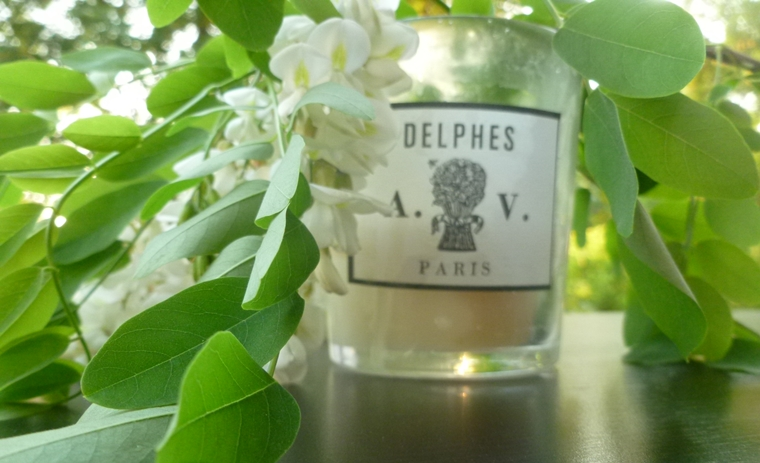 bougies Delphes Astier de Villatte